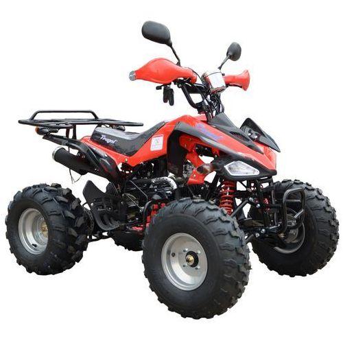 Quad FRUGAL 125-G1 Czerwony