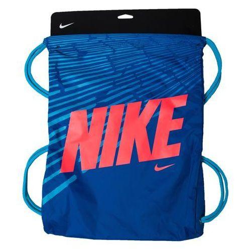 NIKE lekka torba worek na buty gimnastyczny szkoła
