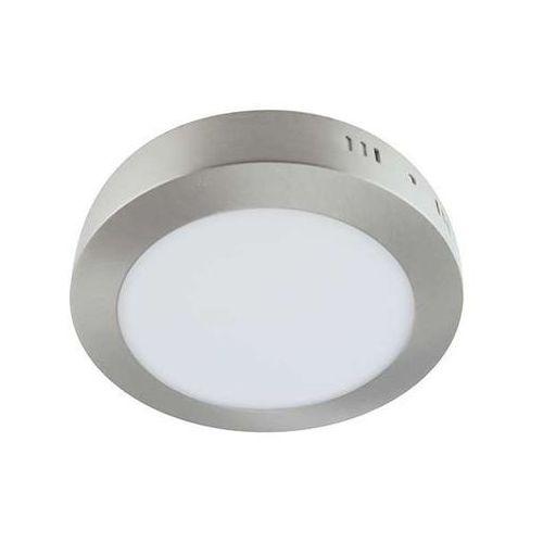 LAMPA sufitowa MARTIN 03275 Ideus okrągła OPRAWA natynkowa LED 24W plafon satyna, 03275