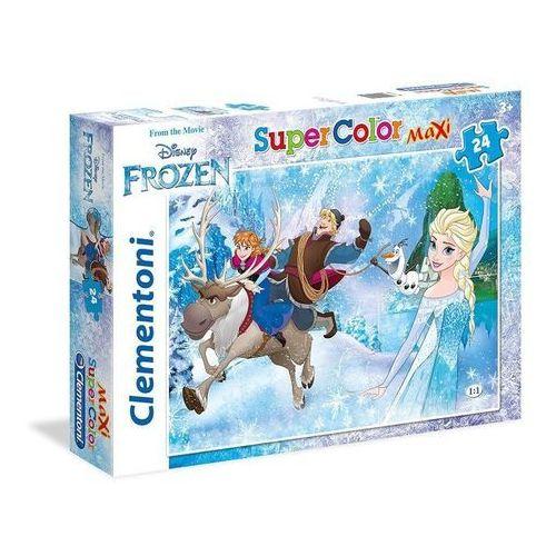 Puzzle Maxi SuperColor Kraina Lodu Dwie siostry (8005125244829)