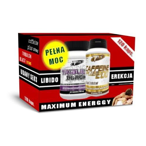 Menbooster MAXX - potężna dawka enegii seksualnej, 120 kaps. - produkt z kategorii- Potencja - erekcja