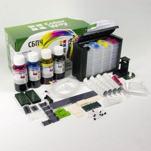 ARSEJ CISS ColorWay HP 650 Advantage 2515 2516 Bez Tuszu, kolor Zestaw