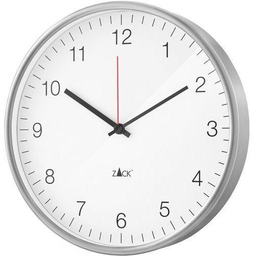 Zegar ścienny Palla Zack 30cm, biały (60023), 60023