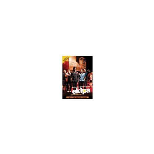 Ekipa - sezon 1 (DVD) - Julian Farino, towar z kategorii: Seriale, telenowele, programy TV