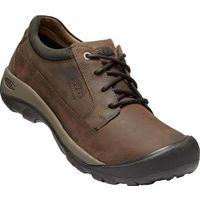 KEEN buty miejskie męskie Austin Casual Wp M Chocolate Brown/Black Olive 48, kolor brązowy