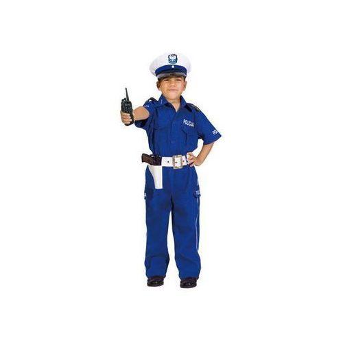 Kin Kostium policjant z drogówki - xxl - 152 cm