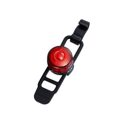 Cateye 5442520 lampka tylna sl-ld140-r loop 2, czarna (4990173029440)