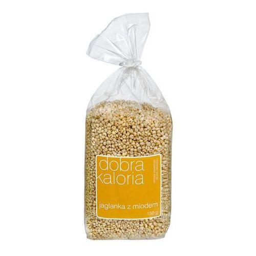 Dobra kaloria Jaglanka z miodem 150g (5903548001629)