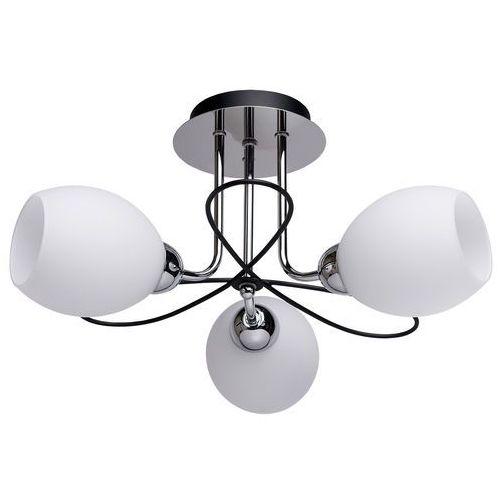 Eleganckie i funkcjonalne oświetlenie sufitowe z trzema kloszami MW-LIGHT (324013503)