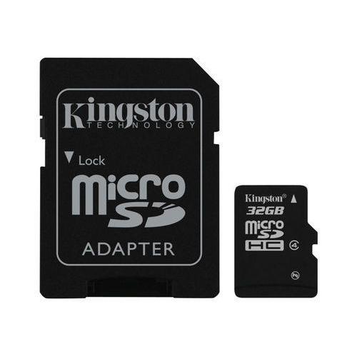 Kingston Karta pamięci 32gb microsdhc class 4