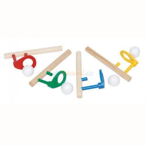 Goki Unosząca się piłeczka zabawka do ćwiczeń (4013594153775)