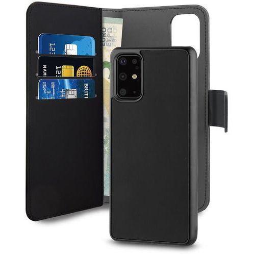 Puro Wallet Detachable Etui Portfel 2w1 Samsung Galaxy S20+ Plus (Czarny) (8033830288388)