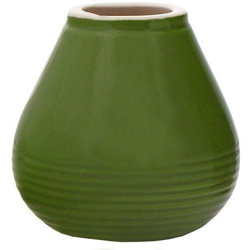 250ml green matero ceramiczne | darmowa dostawa od 150 zł! wyprodukowany przez Yerba mate