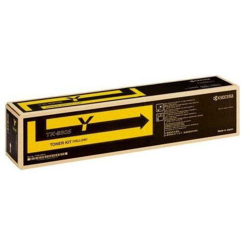 Oryginał Toner Kyocera TK-8305Y do TASKalfa 3050ci/3550ci | 15 000 str. | yellow
