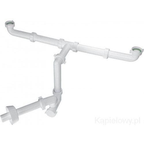 Silfra Syfon zlewozmywakowy bazooka space 32mm 2920cp32b0