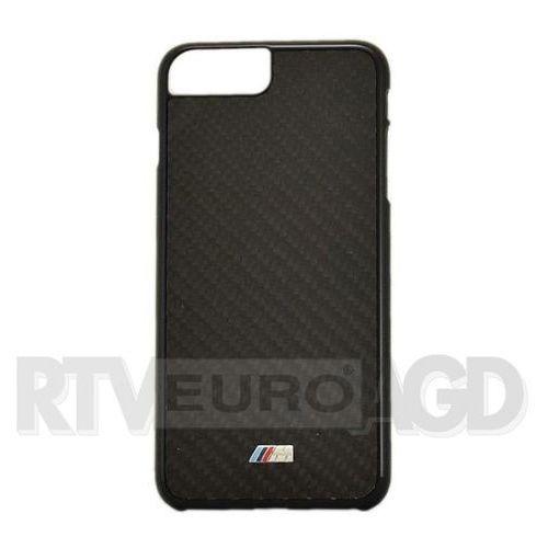 BMW Etui Hard iPhone 7 PLUS czarne CARBON (ORG002672) Darmowy odbiór w 20 miastach! z kategorii Futerały i pokrowce do telefonów