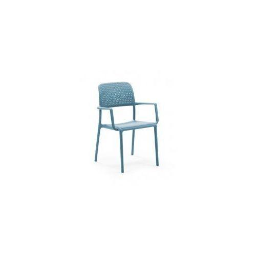 Nardi Krzesło bora z podłokietnikami niebieski e (8010352242395)