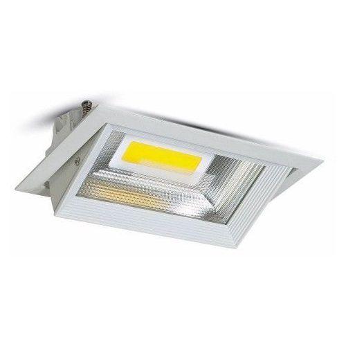 Lampa 30W prostokątny downlight V-TAC LED (3800157619943)