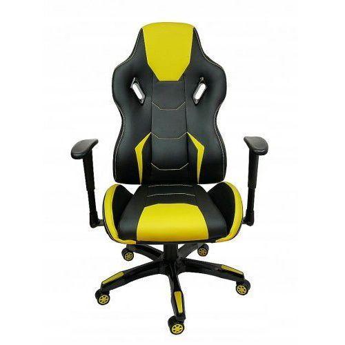 Fotel gamingowy obrotowy dla gracza deus predator marki Zenga.pl