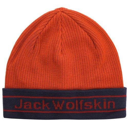 Jack wolfskin Czapka - pride knit cap 1907261 mexican pepper