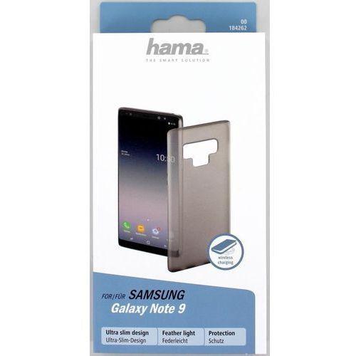 Hama Etui na smartfon ultra slim do samsung galaxy note 9 czarny 184262