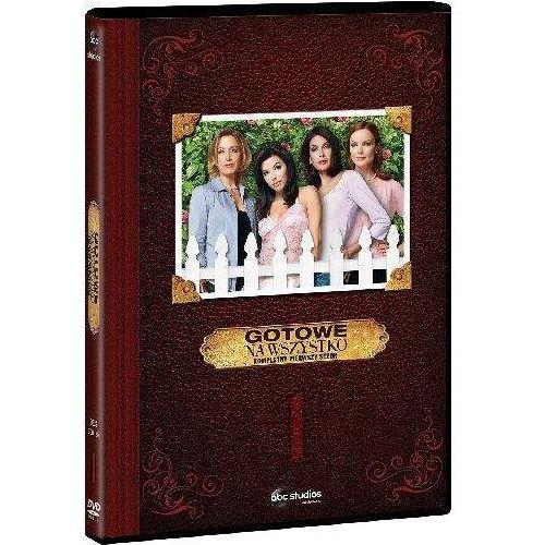 Gotowe na wszystko (sezon 1, 5 DVD) (7321917501873)