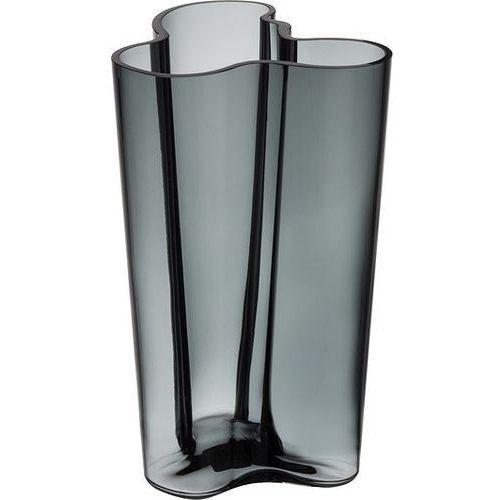 Wazon Aalto 25 cm ciemnoszary (6411923657051)