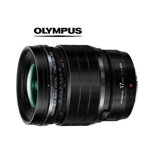 Olympus m.zuiko digital 17mm f/1.2 pro - przyjmujemy używany sprzęt w rozliczeniu | raty 20 x 0%