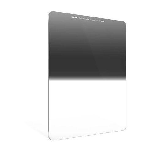 Filtr połówkowy szary Haida Red Diamond ND16 / ND 1.2 Grad Reverse (100x150), HD4292