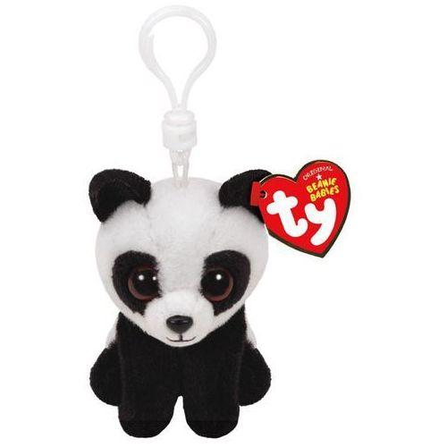 Ty Brelok pluszowy panda beanie babies 8,5 cm
