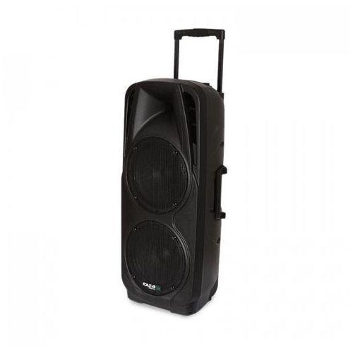 Ibiza PORT225VHF-BT mobilny zestaw nagłośnieniowy PA Bluetooth USB SD AUX MP3 VHF (5420047126351)