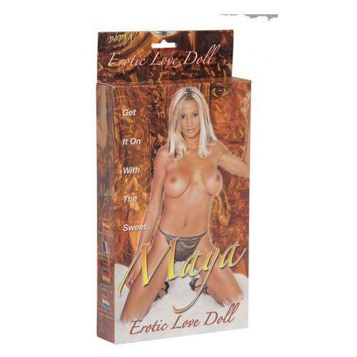 LALKA BLONDI MAYA - produkt z kategorii- Lalki erotyczne