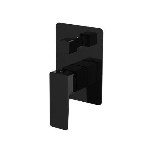parma pm7435bl czarna bateria wannowo natryskowa podtynkowa marki Omnires