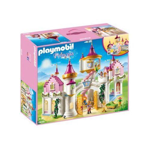 Playmobil PRINCESS Zamek księżniczki 6848