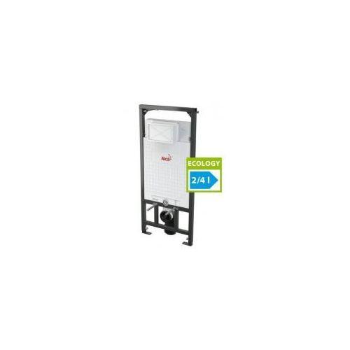 ALCAPLAST A101/1200E Zestaw podtynkowy WC ekologiczne spłukiwanie 2/4l, A101/1200E