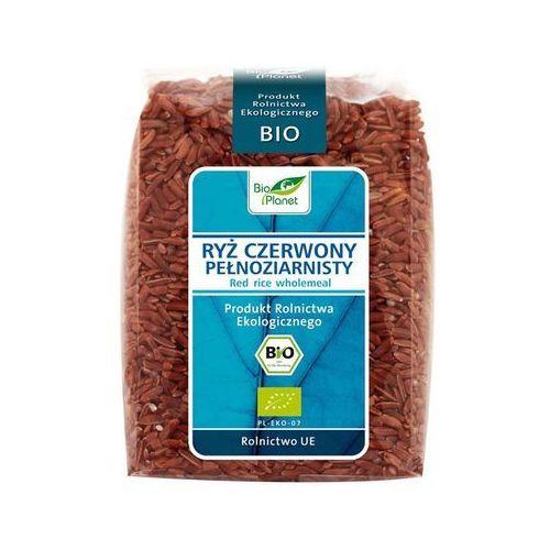 Bio Planet: ryż czerwony pełnoziarnisty BIO - 400 g (5907814663405)