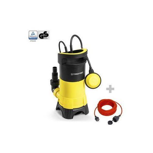 Pompa zanurzeniowa do wody brudnej TWP 11025 E + Przedłużacz jakościowy 15 m / 230 V / 1,5 mm²
