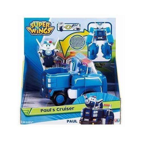 Super Wings Pojazd transformujący Paul