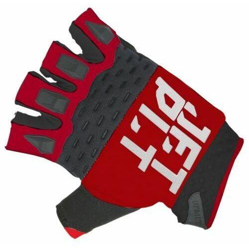 Rękawice na skuter jet pilot matrix rx race glove-short finger 2019 red marki Jetpilot
