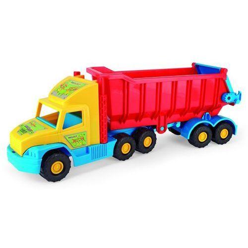 Super truck wywrotka marki Wader