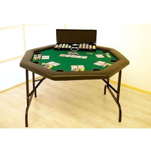 Idealny składany stół octagon do pokera. (4025327325625)
