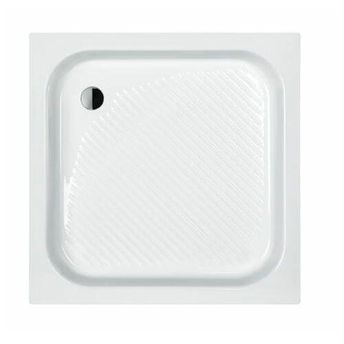 classic b/cl brodzik kwadratowy 80x90x15, akrylowy 615-010-0420-01-000 marki Sanplast