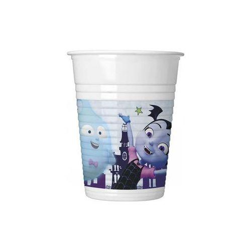 Kubeczki plastikowe Vampirina - 200 ml - 8 szt.