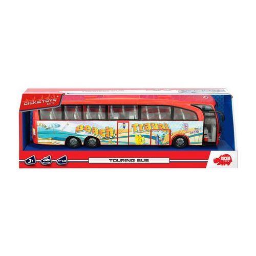 Dickie, Autobus turystyczny, pojazd, czerwony