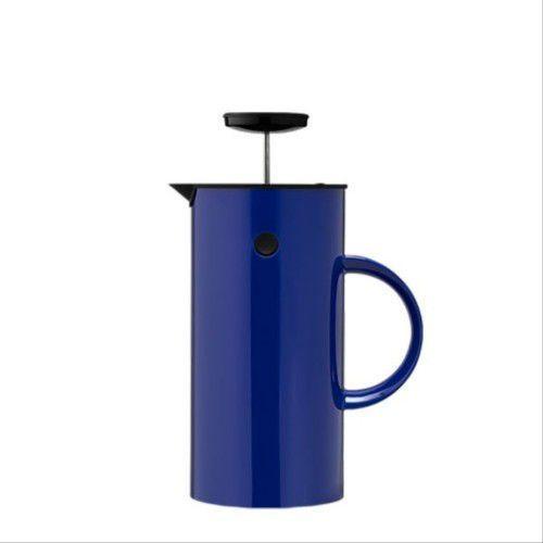 EM zaparzacz do kawy,1 l, ultramaryna - Stelton (5709846022935)