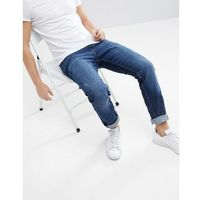 Esprit slim fit jeans in regular wash - blue
