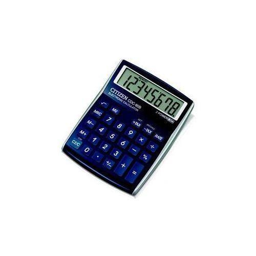 Kalkulator  cdc-80bl (cdc-80bl) niebieska od producenta Citizen