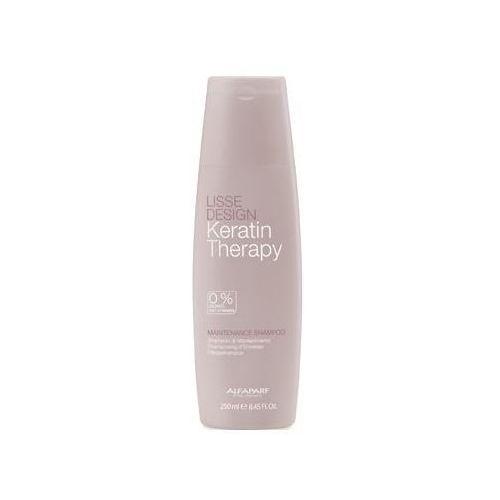 lisse design keratin therapy szampon po zabiegu keratynowym 250ml marki Alfaparf - Dobra cena!