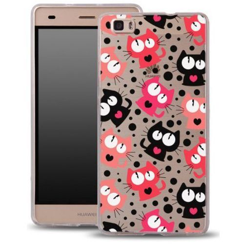 Qult Etui  back case fashion do huawei p8 lite (mpa139) (5901836570697)