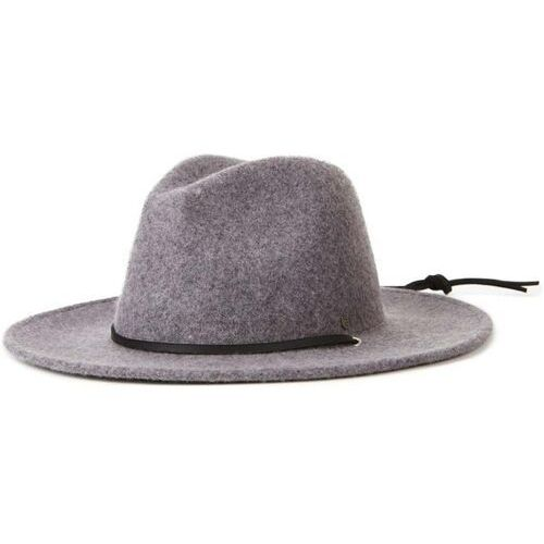 Brixton Czapka z daszkiem - field hat light heather grey (lhtgy) rozmiar: m